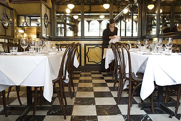 Cafe Saint Honore