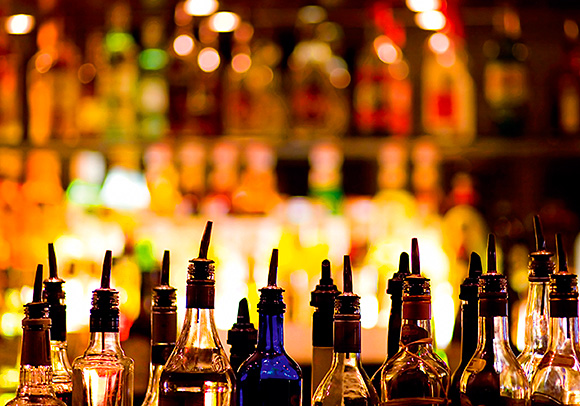 Presenting a well-stocked back bar, along with some unusual brands, is key to boosting spirits sales.