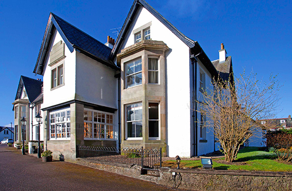 The Lovat, on the southern tip of Loch Ness, is committed to sustainable tourism and green issues.