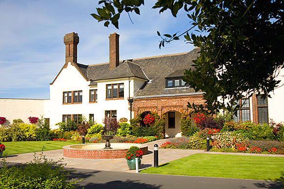 The award from Late Rooms is the latest in a string of honours won by the Ayrshire hotel.