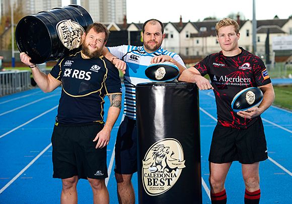 Caledonia Best was confirmed as the new sponsor of Scotland Rugby late last year. Brewer TCB is looking forward to maximising the link with the 6 Nations series.