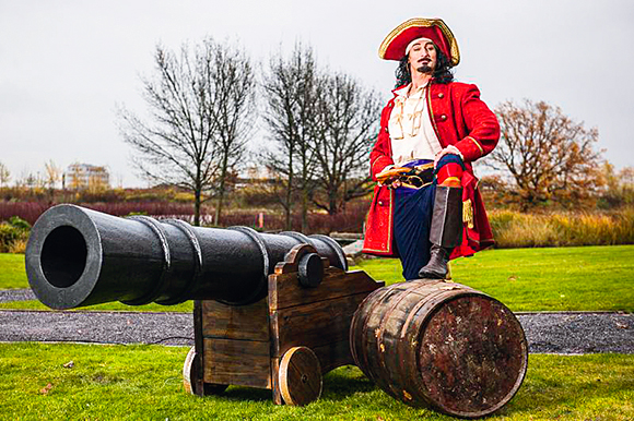 """Diageo credits the """"strong personality"""" of Captain Morgan for driving global sales of the brand."""