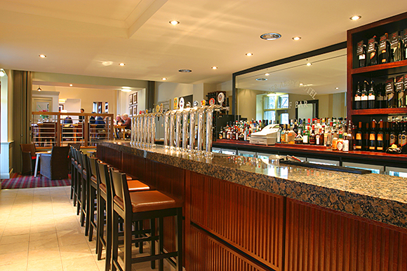 The Fly Half Bar in North Berwick will be sticking to 4-4.5% ABV beers this Christmas.