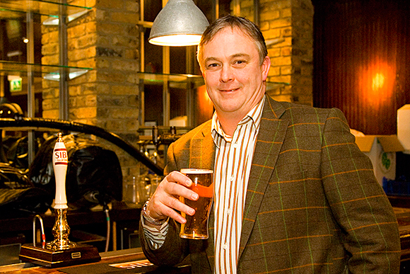 Keith Bott: evidence shows that the government is starting to listen on the beer duty escalator.