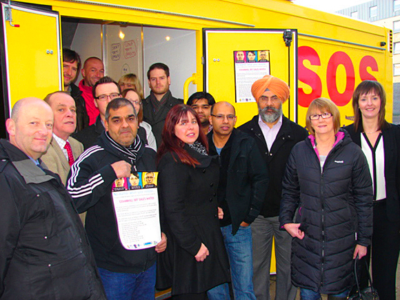 Govanhill off-sales have backed a new scheme to crack down on proxy purchasing.