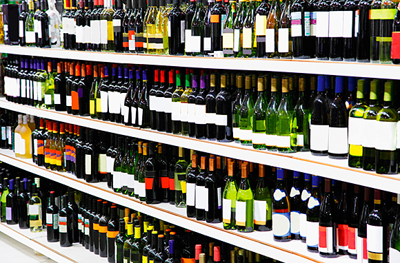 Cheaper individual bottles of wine are said to have drawn people to the category.