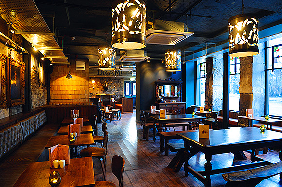 Dram on Glasgow's Woodlands Road is one of seven outlets in Thistle Pub Company III.