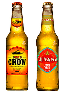 SHS Drinks has launched Cuvana and Dead Crow into what it said is a burgeoning category.