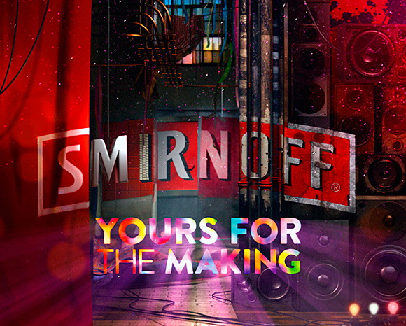 VODKA drinkers are being asked to share their ideas for a good night out as part of a new marketing campaign for Smirnoff.