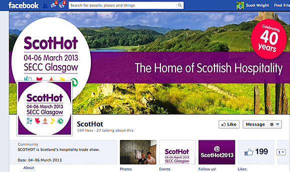 Entrants stand the chance of winning four tickets for lunch at ScotHot 2013.