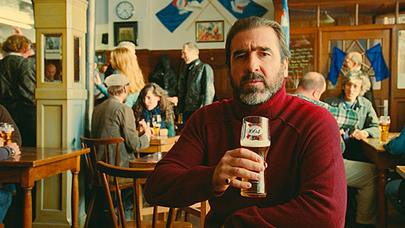"""Brewer Heineken UK said the Kronenbourg Cantona ad, which broke on February 4, is a """"humorous homage"""" to the farmers that grow the hops that give the beer its taste and aroma."""