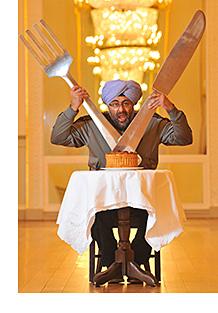 Hardeep Singh Kohli launched the awards.