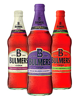 HEINEKEN has bolstered the Bulmers range of ciders with two new flavours.