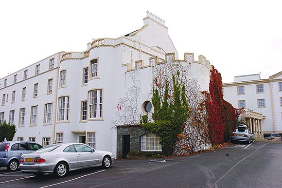 McMillan Hotels director Douglas McMillan said the group, which owns North West Castle performed well in tough trading conditions.