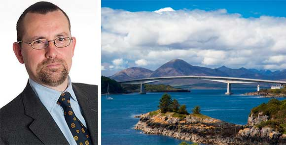 Iain Gulland said operators should make it clear to tourists that Scotland is committed to zero waste and resource efficiency.
