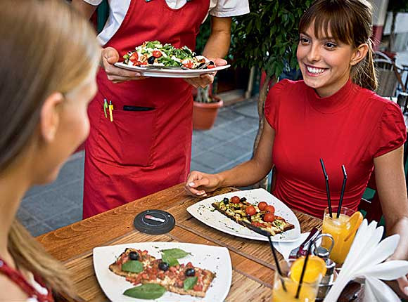 Smooth operator: technology can have a major impact on how bars and restaurants are run.