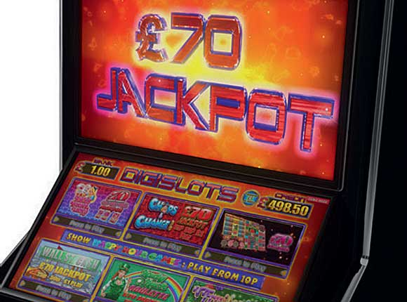 A NEW pub machine which can accept remotely downloaded games has been launched by Reflex Gaming.