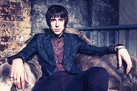 Up and coming: Liverpool musician Miles Kane will feature in this year's JD Roots activity.