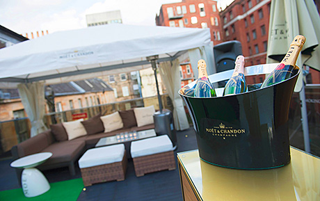 THE Roof Terrace at 29 now offers guests a range of facilities
