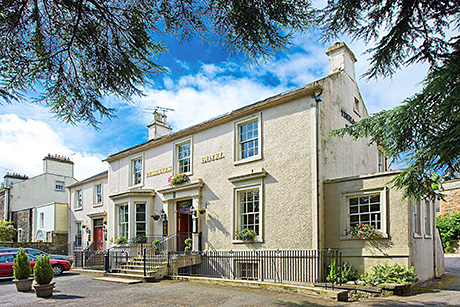 Terraces Hotel is on the market for £1.1m.