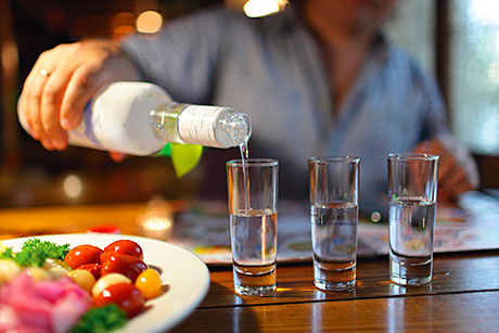 More than half of vodka drinkers are said to be willing to pay more for vodka if an up-sell is made.
