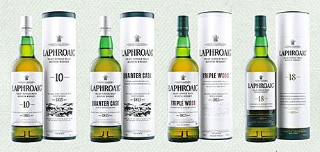 Laphroaig's fan base provides inspiration for packaging revamp