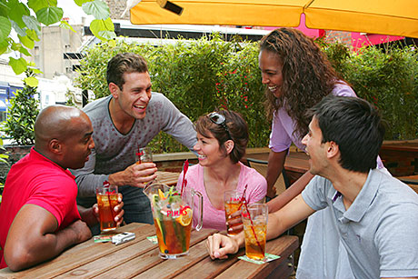 Long drinks should prove popular with pub customers this summer, say spirits firms, but it is vital publicans promote their drinks menus.