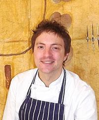 Graham Pallister, Executive chef, 63 @ Parklands, Perthshire