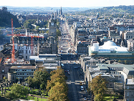 A public consultation on the Princes Street proposals launches in June.