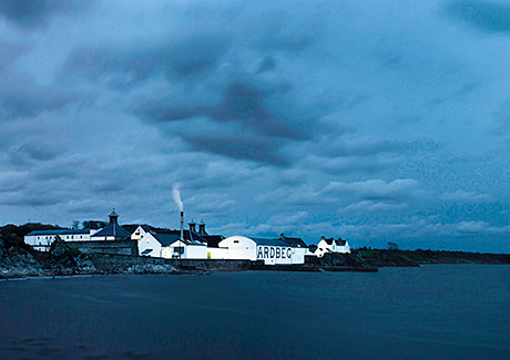 THE peat bogs of Islay are to be honoured in a new single malt from island distiller Ardbeg.