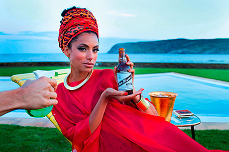 • On air this month, the new ad for San Miguel is set in several Spanish locations.