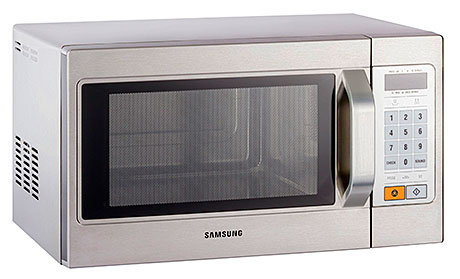 SAMSUNG has launched a new version of the Snackmate commercial microwave oven that is ideal for pubs, small cafes and bistros.
