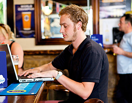 • Training on the move: Star Pubs & Bars said the e-learning package offers lessees flexibility.