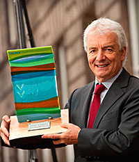 The Vision in Business for the Environment of Scotland awards (VIBES) features ten categories.