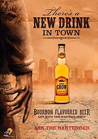 Dead Crow was launched by SHS Drinks earlier this year.