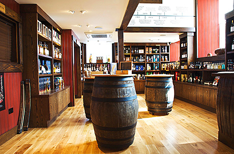 Whisky business goes its own way