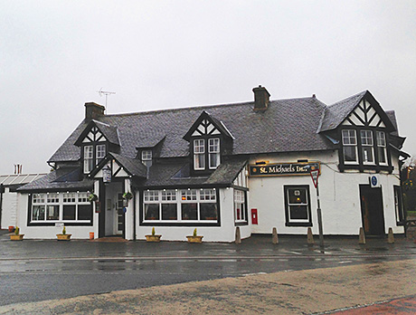 A 200 year old Fife inn has come onto the books of property agent Christie & Co.