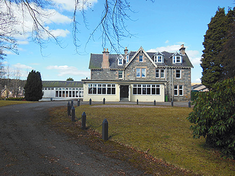The Coppice Hotel has 19 bedrooms.