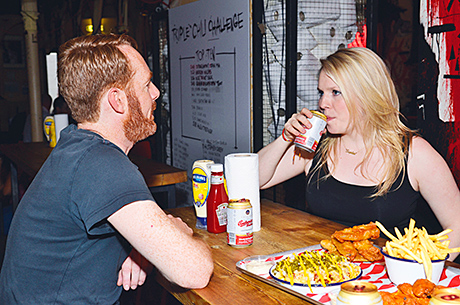 Drinks firms suggested pairing world beers with food as a means of driving sales.