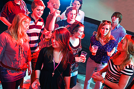 Keeping up with trends and new drinks brands and styles is key to targeting young adults.