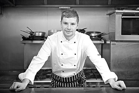 Michael Neave's signature restaurant celebrated its first anniversary in Edinburgh last month.