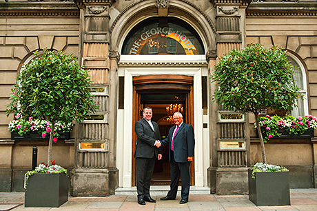 """DAVID Welch, general manager at The George Hotel in Edinburgh, has retired after 40 years in the hospitality industry. Welch said he had enjoyed a """"fantastic career"""" and is looking forward to """"having time to relax and spend more time with my family"""". Graeme Barclay, who has 30 years' experience in the industry, has taken the reins at The George."""