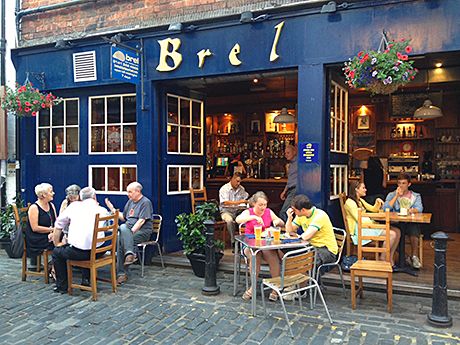 • Brel on Glasgow's Ashton Lane is undergoing a phased £300,000 revamp; the bar will continue to focus on beer.