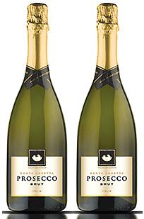 'Best sparkling wine' Santa Loretta.