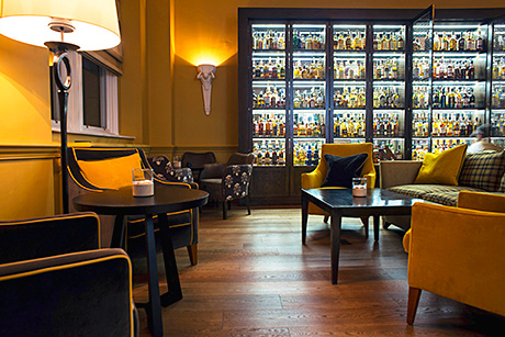 Scotch takes centre stage at The Balmoral