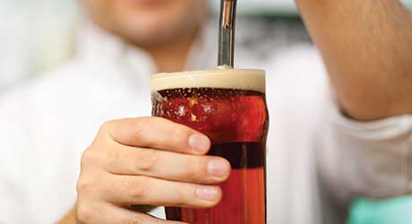 Keg ale is said to be performing well in Scottish pubs, despite greater choice of craft and cask.