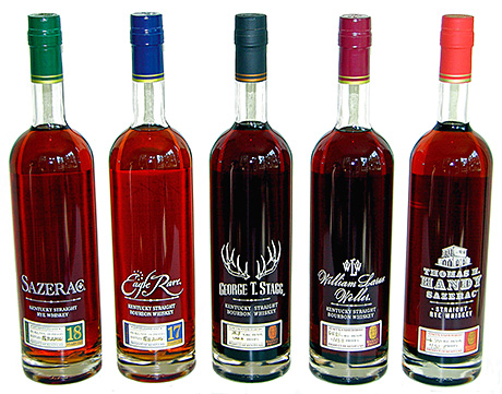 A trace of buffalo as bourbons hit the UK