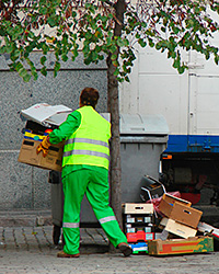 • Scots businesses must recycle more in 2014.