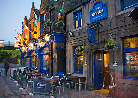 • Ryrie's bar in Edinburgh received a £200,000 revamp late last year.