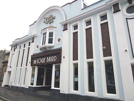 The Logie Baird is in Helensburgh.